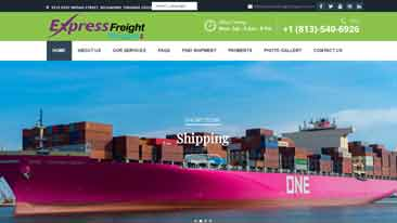 EXPRESS FREIGHT SHIPPERS