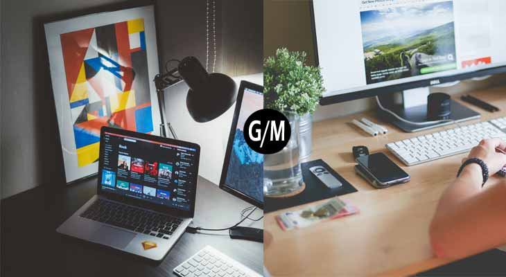 The affiliation between graphic design and digital marketing