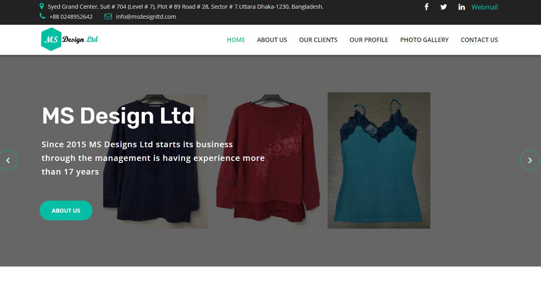 MS Design Ltd