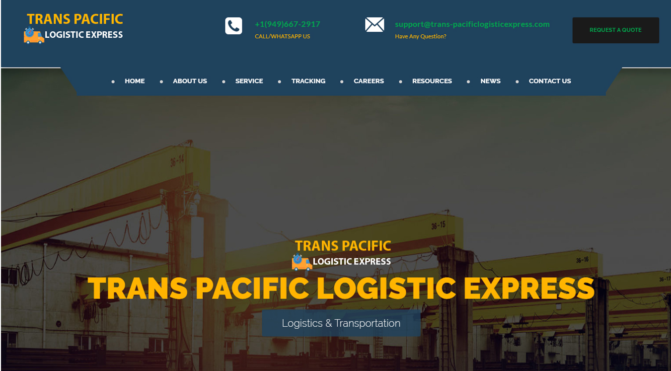 Trans Pacific Logistic Express
